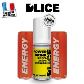 E-liquide D'lice Power Drink