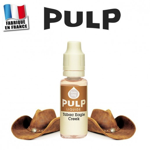 E-liquide Pulp Classic Eagle Creek