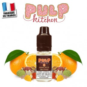 E-liquide Pulp Kitchen Orange épicée