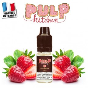 E-liquide Pulp Kitchen Strawberry Field