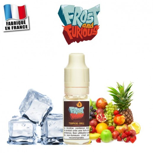 E-liquide Frost & Furious Tropical Chill