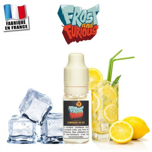 E-liquide Frost & Furious Lemonade On Ice