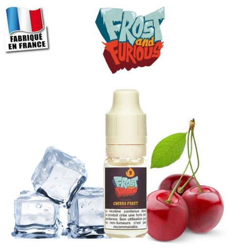 E-liquide Frost & Furious Cherry Frost