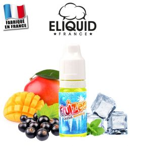 Cassis Mangue - Fruizee - ELiquid France