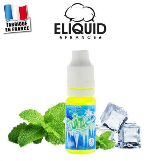 Icee Mint - Fruizee - ELiquid France