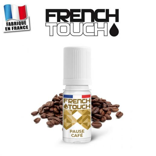 Pause café - French Touch pas cher