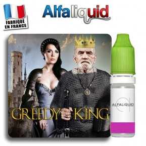E-liquide Alfaliquid Greedy King