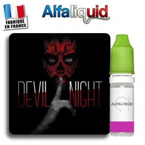E-liquide Alfaliquid Devil Night