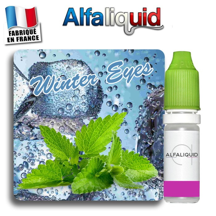 E-liquide Alfaliquid Winter Eyes
