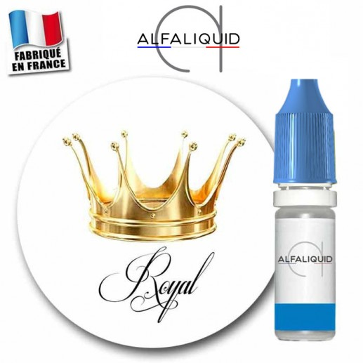 E-liquide Alfaliquid Classic Royal