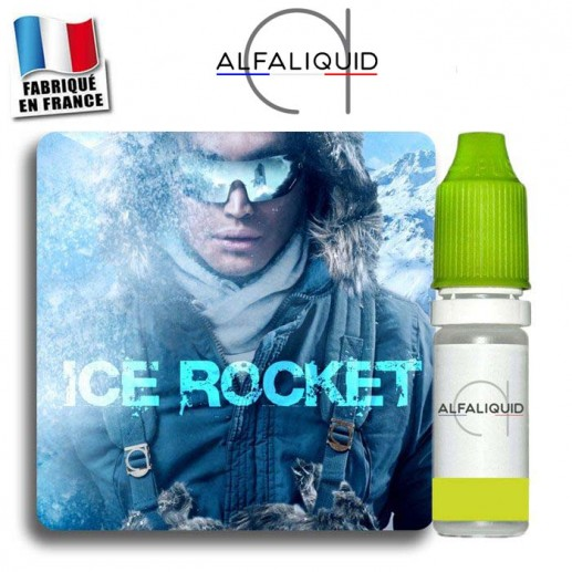 E-liquide Ice Rocket Alfaliquid