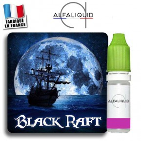 E-liquide Black Raft Alfaliquid
