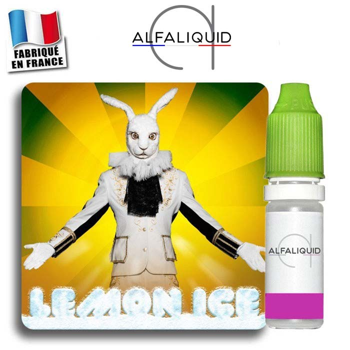 E-liquide Alfaliquid Lemon Ice