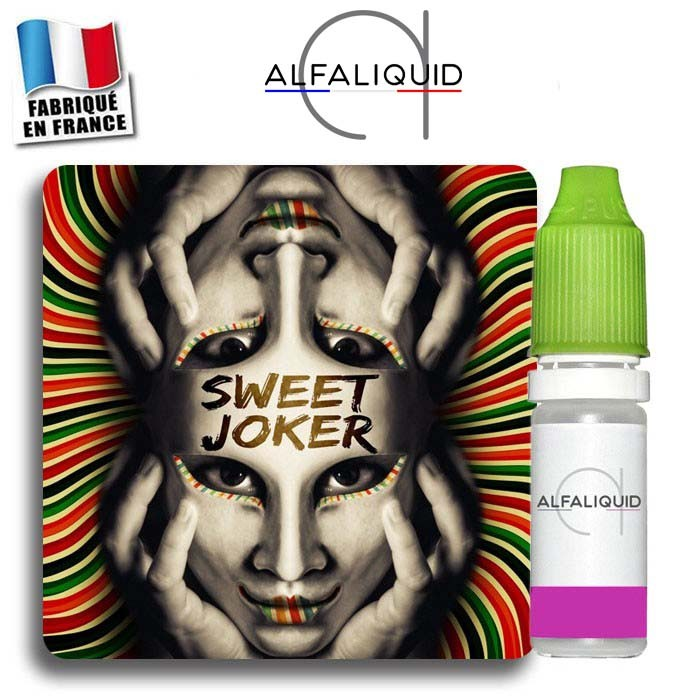 E-liquide Alfaliquid Sweet Joker