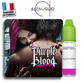 E-liquide Alfaliquid Purple Blood