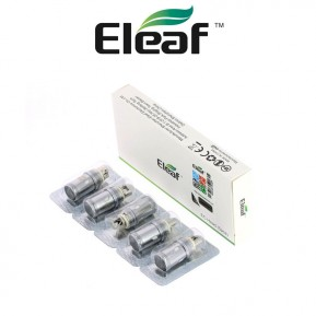 Résistances Eleaf Melo 4 EC2 - Pack de 5