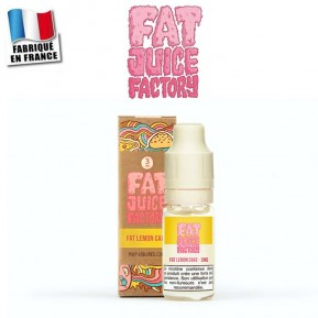 E-liquide Fat Juice Factory Fat Lemon Cake