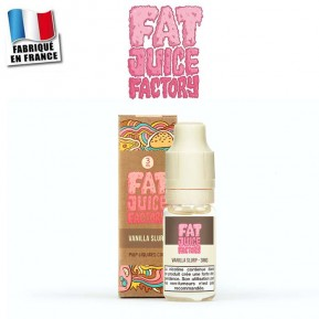 E-liquide Fat Juice Factory Vanilla Slurp