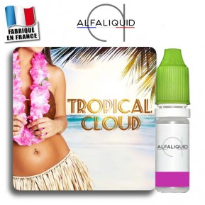 E-liquide Alfaliquid Tropical Cloud