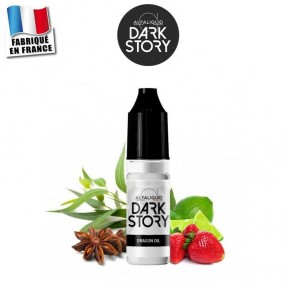 E-liquide Dragon Oil Dark Story Alfaliquid