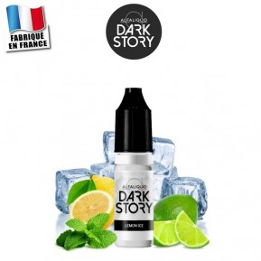 E-liquide Lemon Ice Dark Story Alfaliquid
