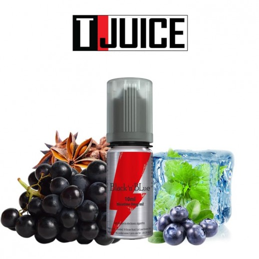 Black n Blue- T-Juice