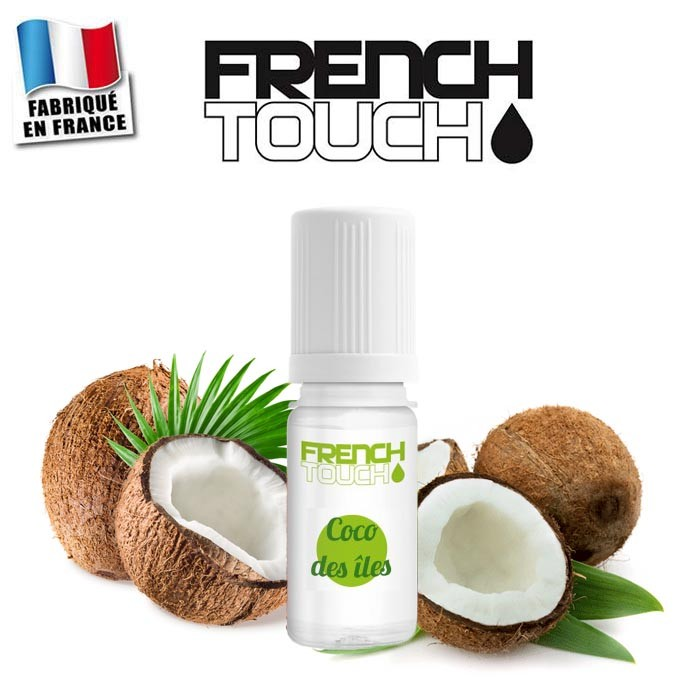 Coco des îles - French Touch