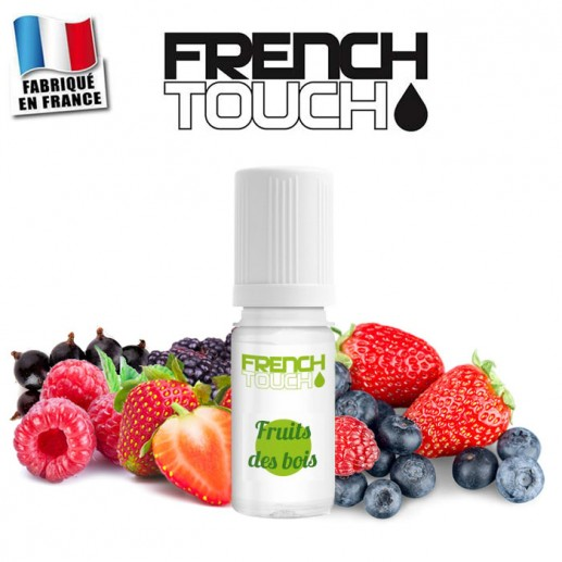 Fruits des bois - French Touch