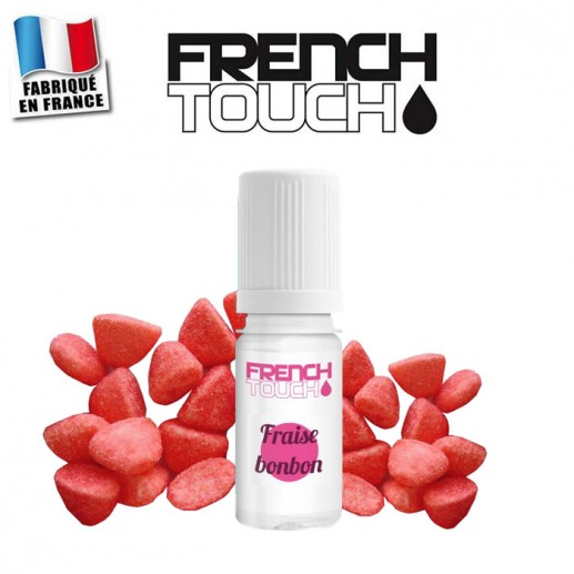 Fraise Bonbon - French Touch