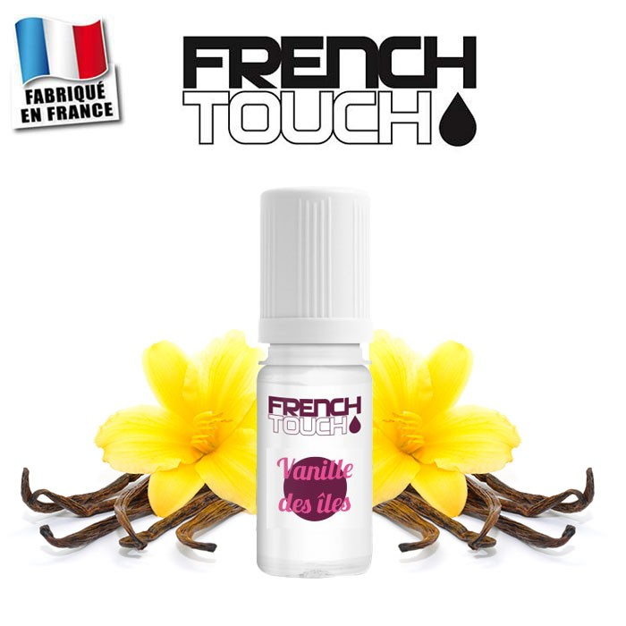 Vanille des îles - French Touch